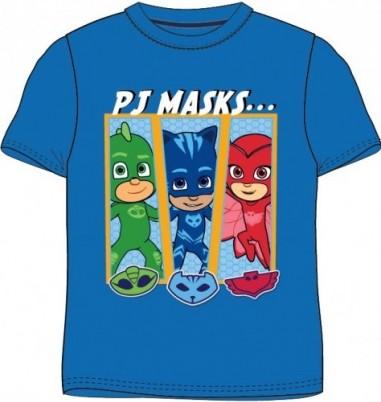 Tricou Eroi in pijamale 1 albastru