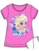 Tricou Frozen 2 roz