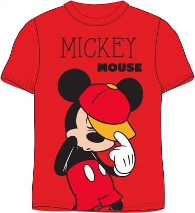 Tricou Mickey rosu