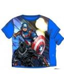 Tricou Avengers albastru