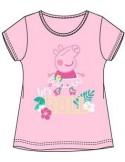 Tricou Peppa pig roz deschis