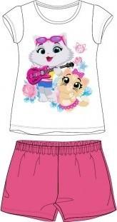 Pijamale 44 cats roz