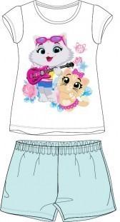 Pijamale 44 cats menta