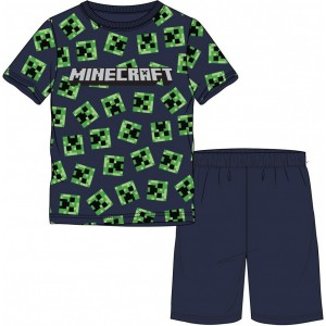 Pijamale baieti Minecraft 2