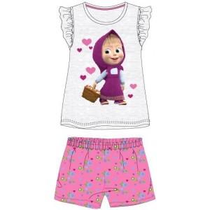 Pijamale Masha gri