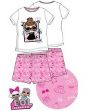Pijamale LOL Surprize roz deschis