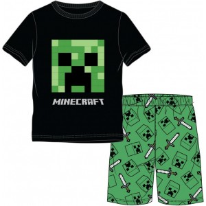 Pijamale baieti Minecraft 1