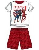 Pijamale baieti Avengers
