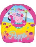 Sapca Peppa Pig roz inchis