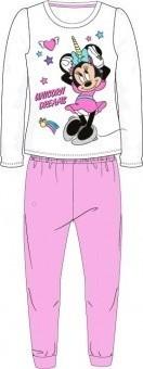 Pijamale copii Minnie roz