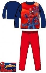 Pijamale copii Spiderman rosu