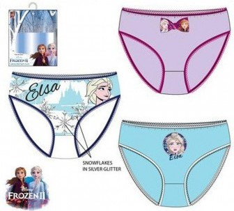 Set 3 perechi de chiloti,Frozen