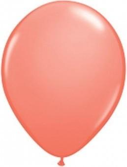 Balon latex 13 cm Corallo