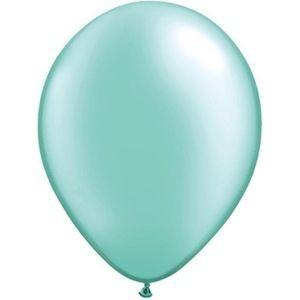 Balon latex 13 cm Aquamarine
