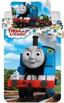 Lenjerie patut Thomas (100×135 cm, 40×60 cm)