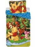Lenjerie patut Winnie the Pooh (90×140 cm, 40×55 cm)