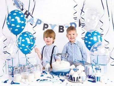 Set pentru petrecere pentru baieti Little Plane