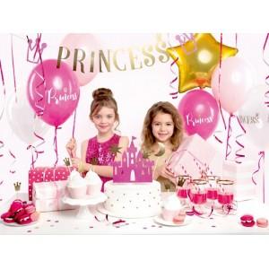 Set petrecere pentru fetite, Princess, 31 piese