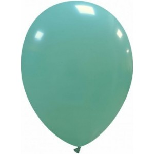 Balon latex aqua 30 cm