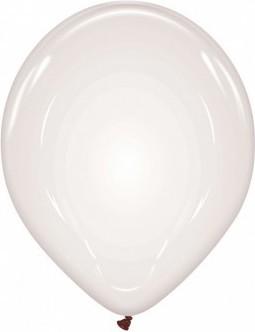 Baloane latex soap bubble 33 cm gri