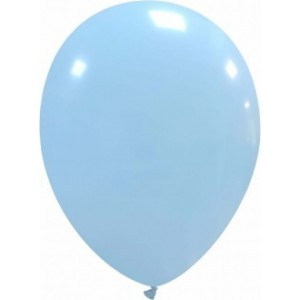 Balon latex 13 cm baby blue