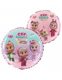 Balon folie 45 cm cry babies