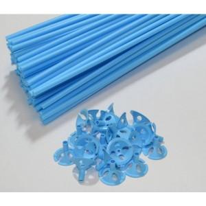 sticks albastru deschis pentru baloane