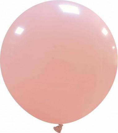Balon latex 45 cm baby-pink