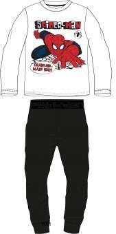 Pijamale pentru copii Spiderman negru