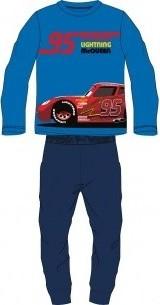 Pijamale pentru copii cars, albastru