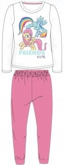 Pijamale copii My Little Pony, roz