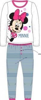 Pijamale copii Minnie 1, roz