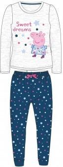 Pijamale Peppa Pig Sweet dreams