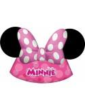 Set 6 coifuri carton Minnie