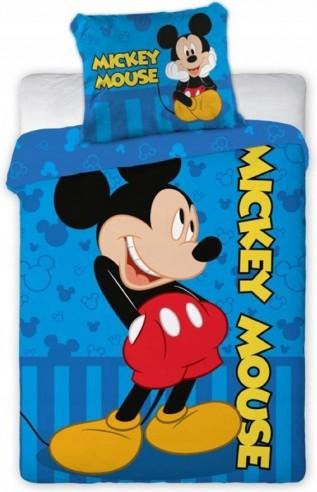 Lenjerie patut Mickey 1 (100×135 cm, 40×60 cm)