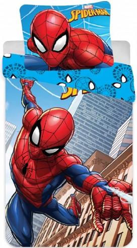 Lenjerie patut Spiderman (90×140 cm, 40×55 cm)