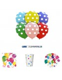 Set articole party baloane