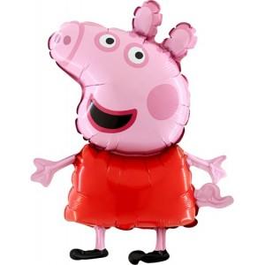 Balon mini figurina Peppa Pig