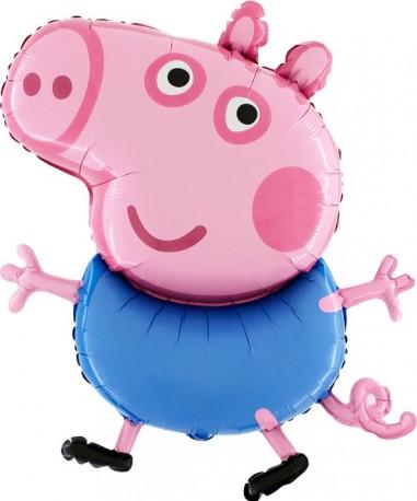 Balon folie figurina Peppa Pig 85cmX55cm