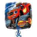 Balon folie 23 cm blaze and the monster