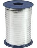 Rafie pentru baloane, argintiu metalic, 250 m x 5 mm