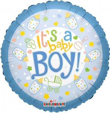Balon folie 45 cm it s a boy