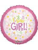 Balon folie 45 cm it s a girl