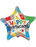 Balon folie 45 cm Happy Birthday 5