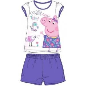 Pijamale copii Peppa Pig albastre