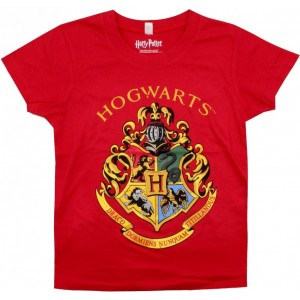 Tricou copii Harry Potter, rosu