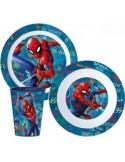 Set masa Spiderman