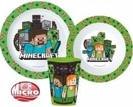 Set masa Minecraft