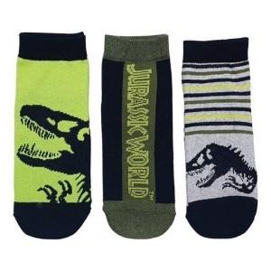 Sosete Jurassic World (set 3 perechi)