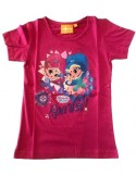 Tricou Shimmer and Shine alb